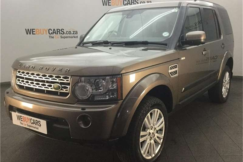 2010 Land Rover Discovery 4 3.0 TDV6 HSE