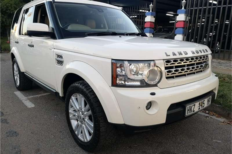 2009 Land Rover Discovery 4 V8 HSE