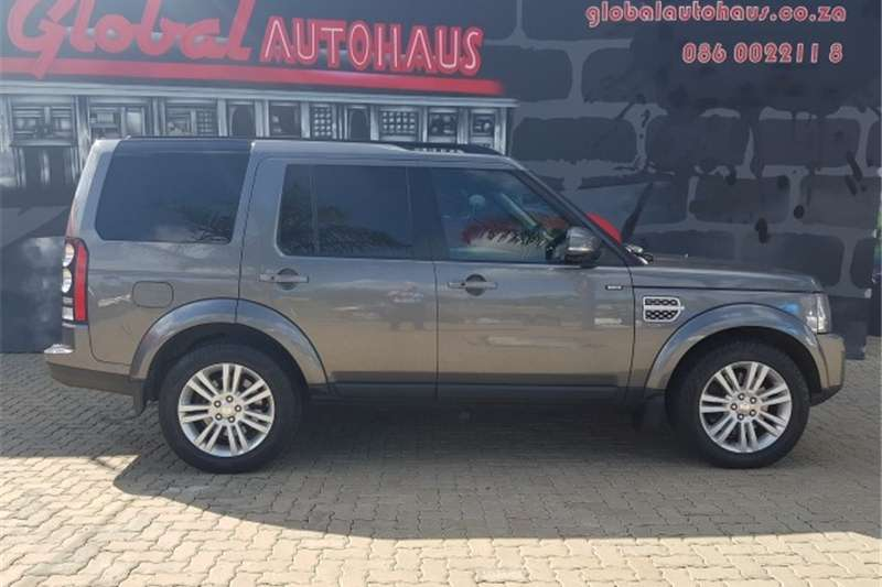 Land Rover Discovery 4 SDV6 HSE 2014