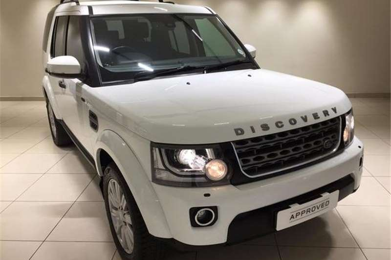Land Rover Discovery 4 SDV6 S 2016
