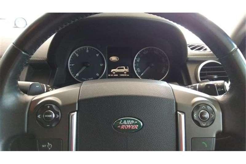 Land Rover Discovery 4 SDV6 SE 2013