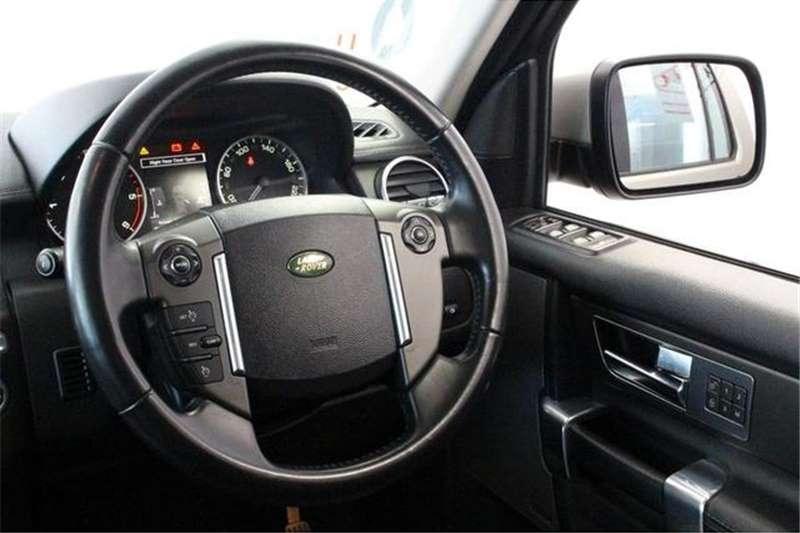 Land Rover Discovery 4 SDV6 SE Black Edition 2010