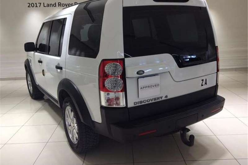 Land Rover Discovery 4 TDV6 XS 2014