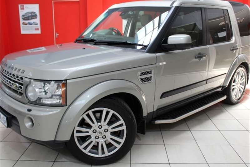 2010 land rover discovery 4 discovery 4 v8 hse cars for sale in