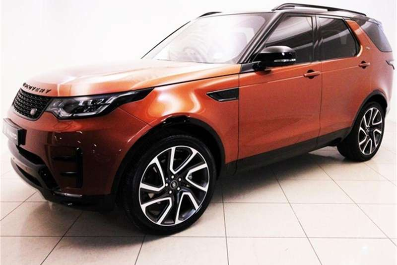 Land Rover Discovery HSE Luxury Td6 2018