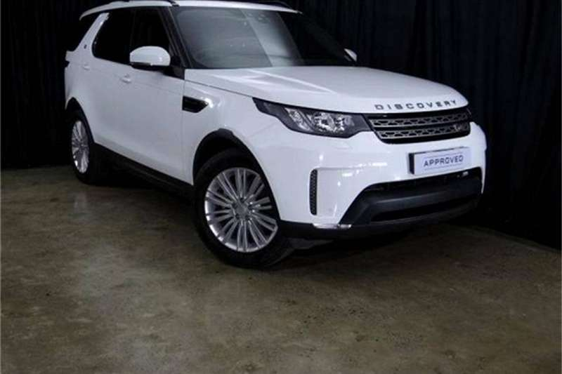 2018 Land Rover Discovery S Td6