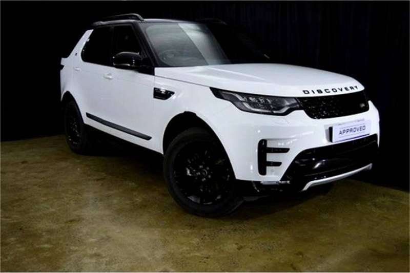 2019 Land Rover Discovery DISCOVERY 2.0 HSE