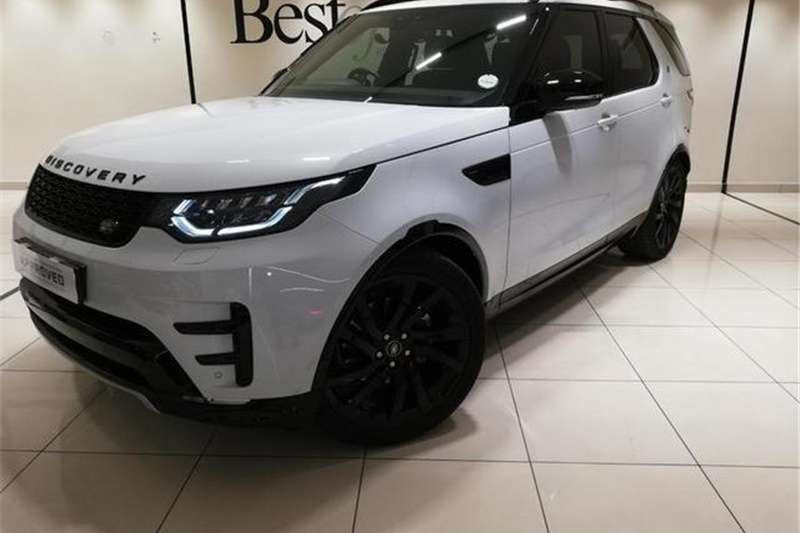 2019 Land Rover Discovery HSE Td6