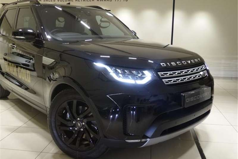 2019 Land Rover Discovery HSE Luxury Td6