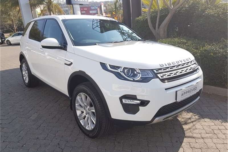 Land Rover Discovery Sport HSE SD4 2017