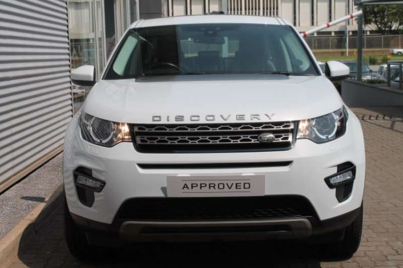 2017 Land Rover Discovery Sport SE SD4