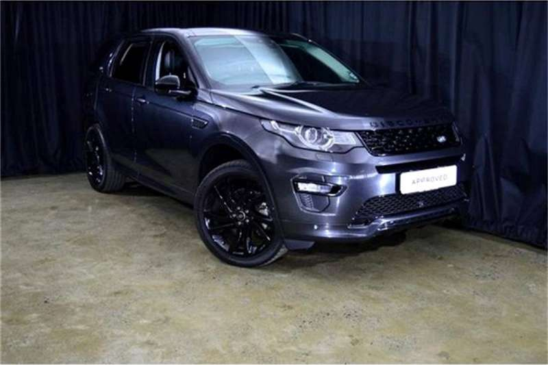 2017 Land Rover Discovery Sport HSE TD4