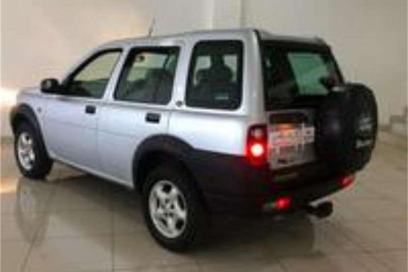 Land Rover Freelander 2.0 Td4 5dr A/T 2004