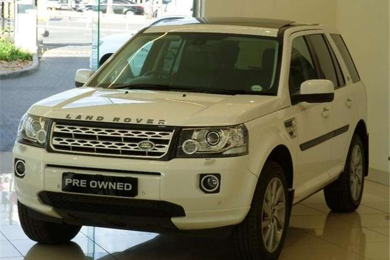 Land Rover Freelander 2 SD4 HSE 2013