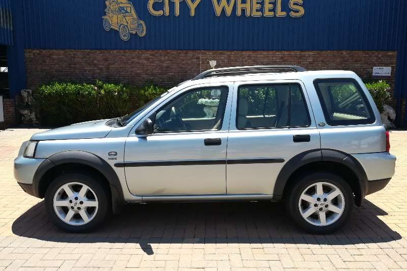 Land Rover Freelander For Sale in South Africa | Junk Mail