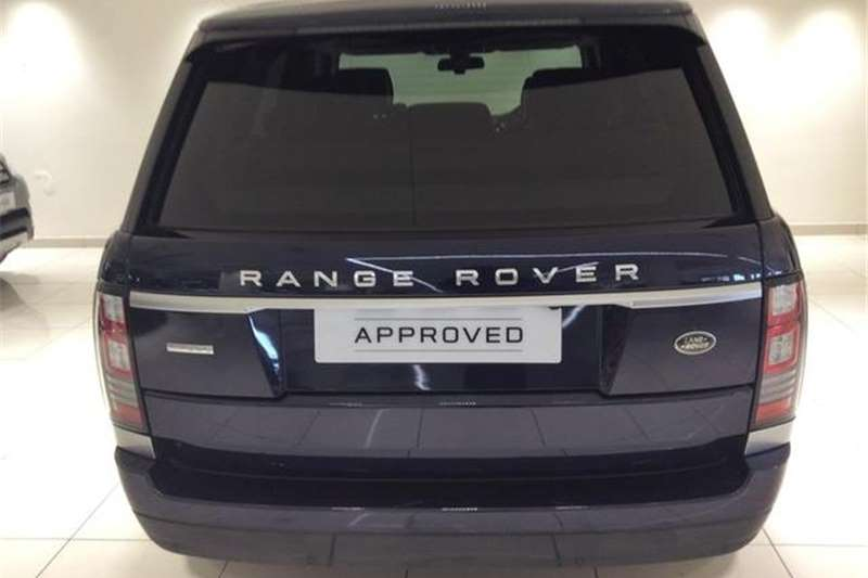 Land Rover Range Rover Autobiography Supercharged 2014