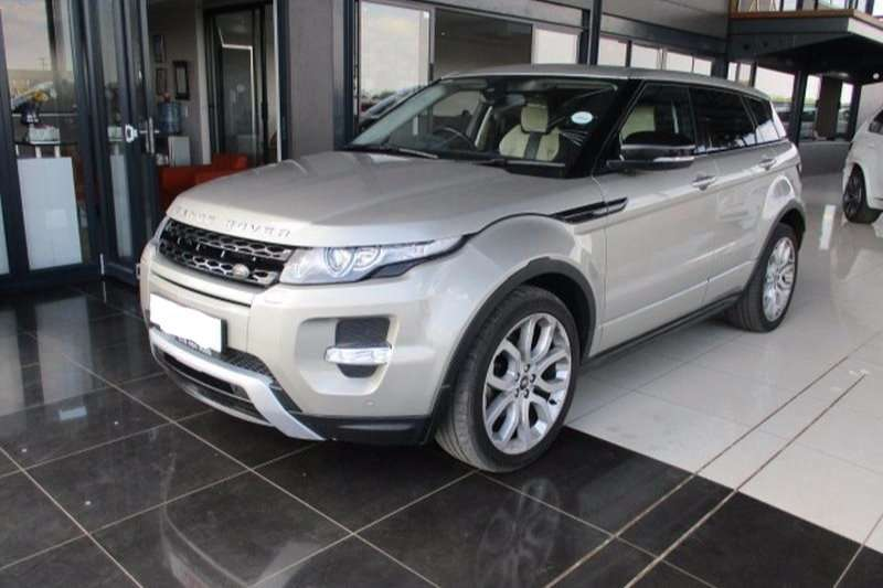 2013 Land Rover Rang