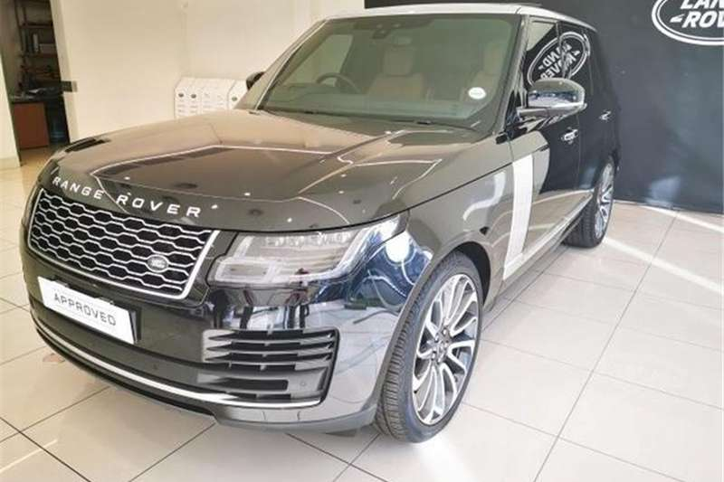 2018 Land Rover Range Rover Supercharged Vogue SE