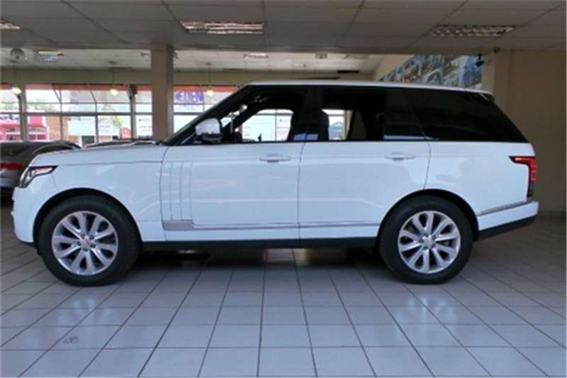 2014 land rover range rover sdv8 vogue se crossover suv diesel awd automatic cars for. Black Bedroom Furniture Sets. Home Design Ideas