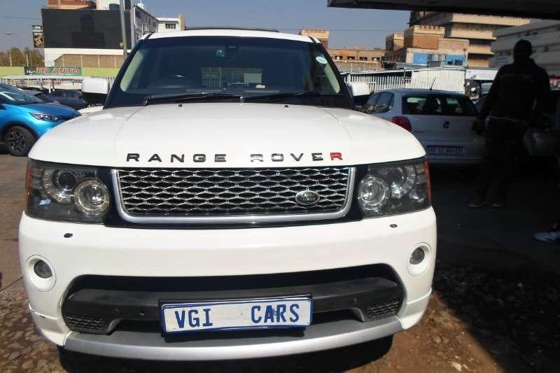 Land Rover Range Rover Sport 2.0 HSE (221KW) 2012