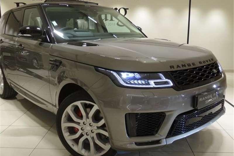 2019 Land Rover Range Rover Sport RANGE ROVER SPORT 5.0 V8 HSE DYNAMIC