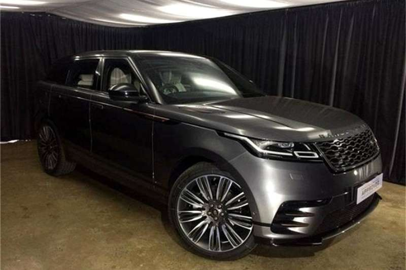 2017 Land Rover Range Rover Velar VELAR 3.0D FIRST EDITION