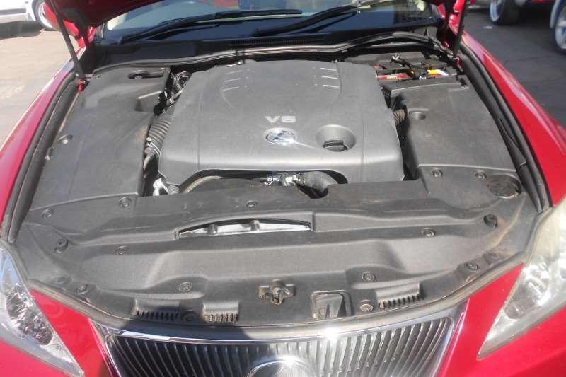 Lexus IS 250 automatic 2007