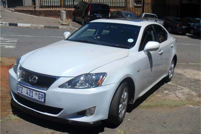 2008 lexus is 250 automatic cars for sale in gauteng r 125 000 on auto mart. Black Bedroom Furniture Sets. Home Design Ideas