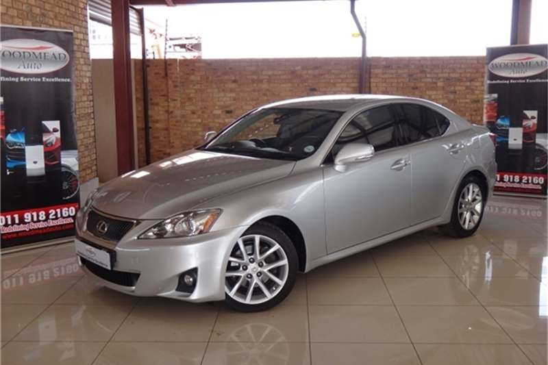 Lexus IS 250 Automatic 2012
