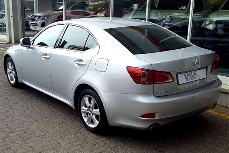 Lexus IS 250 E 2012