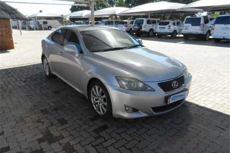 Lexus IS 250 SE Automatic 2007