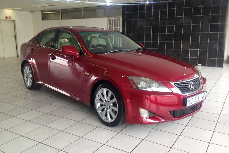 Lexus IS 250 SE  (One Owner) 2007