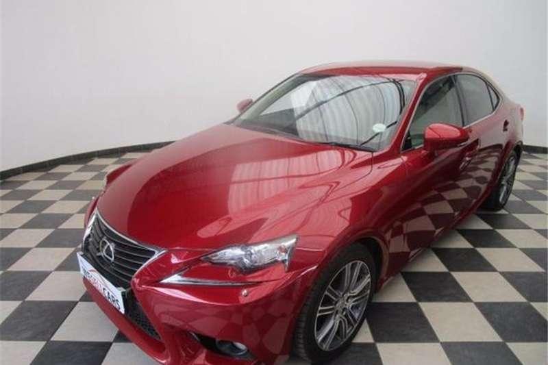 Lexus IS 350 EX 2013