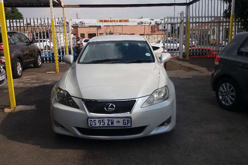 2010 Lexus IS 250 automatic