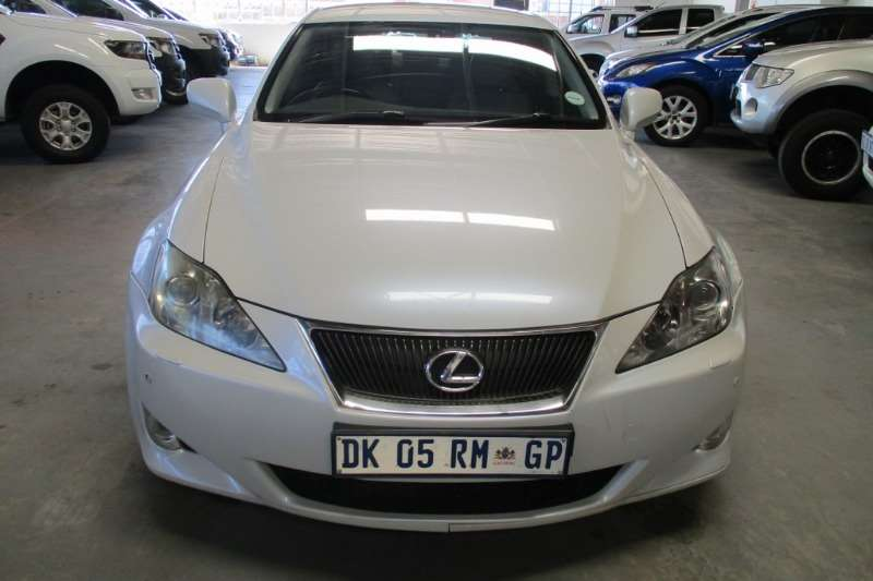 2008 Lexus IS