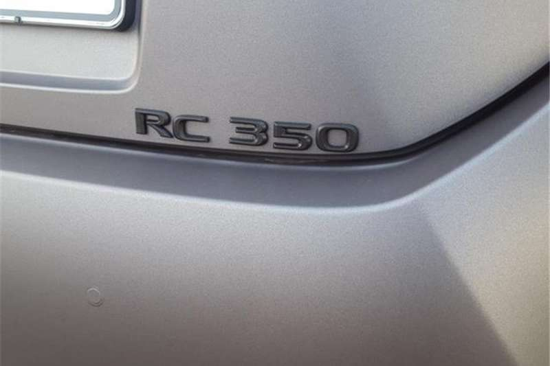 Lexus RC 350 F Sport 2018