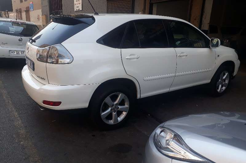 2009 lexus rx 300 crossover - suv ( awd ) cars for sale in gauteng