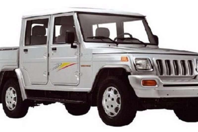2019 Mahindra Bolero 2.5TD double cab