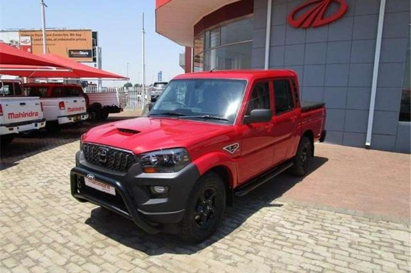 Mahindra PIK UP 2.2CRDe Double Cab S10 2019
