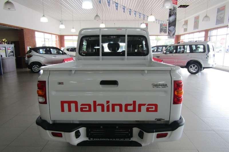 Mahindra Pik Up Double Cab PICK UP 2.2 mHAWK S10 4X4 P/U D/C 2018