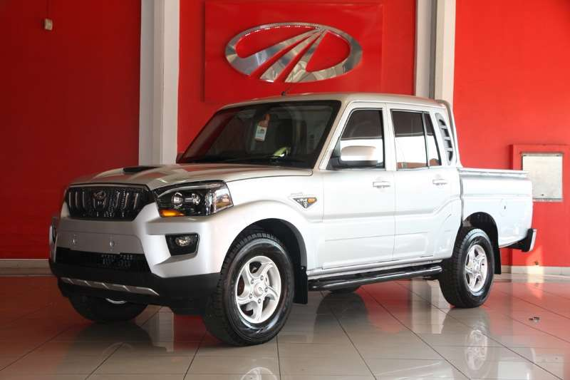 Mahindra Pik Up Double Cab PICK UP 2.2 mHAWK S10 P/U D/C 2018