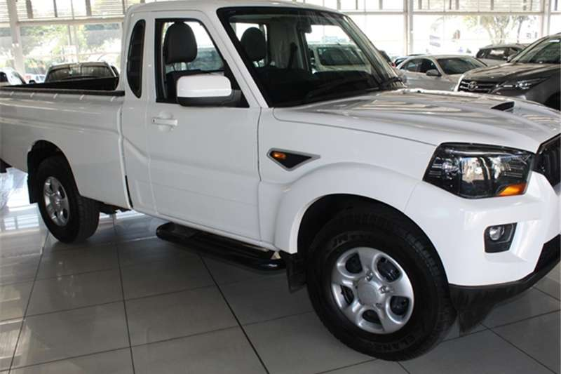 2018 Mahindra Pik Up single cab