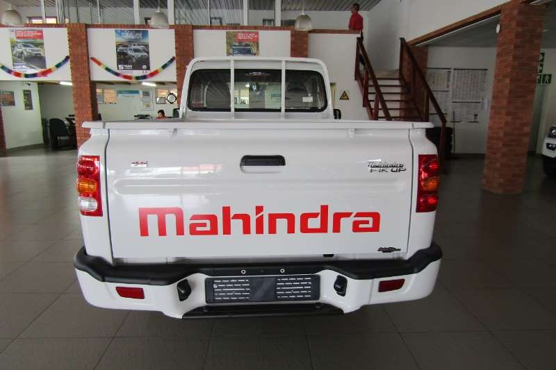 Mahindra Pik Up Single Cab PICK UP 2.2 mHAWK S4 P/U S/C 2018