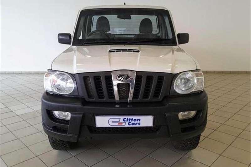 Mahindra Scorpio Pik-up 2.2CRDe 2013
