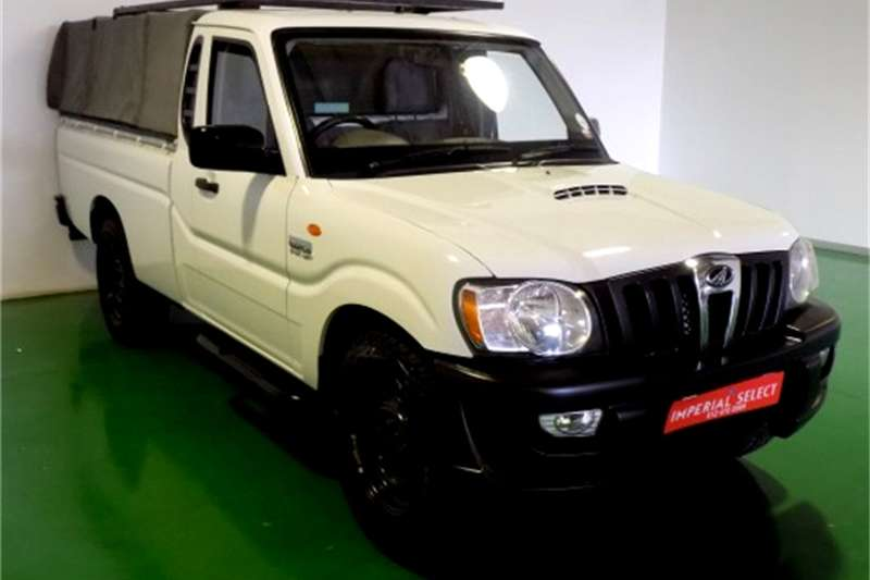 Mahindra Scorpio Pik-up 2.2CRDe Adventure 2015