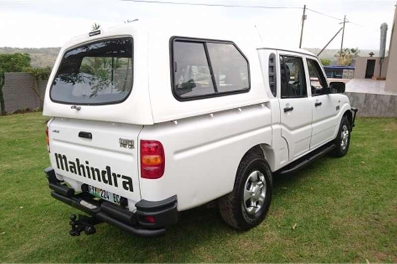 Mahindra Scorpio Pik-up 2.2CRDe double cab 2013