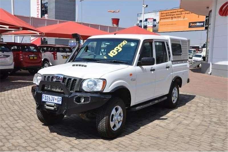 Mahindra Scorpio Pik-up 2.2CRDe Double Cab 2014