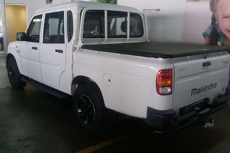 Mahindra Scorpio Pik-up 2.2CRDe double cab 2017