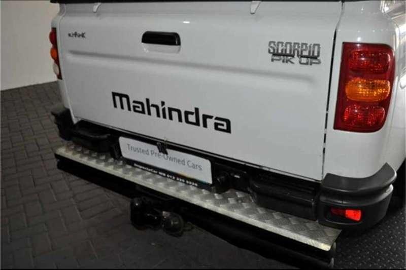 Mahindra Scorpio Pik-up 2.2CRDe double cab 4x4 2017