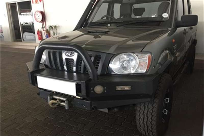 Mahindra Scorpio Pik-up 2.2CRDe double cab 4x4 Adventure 2016